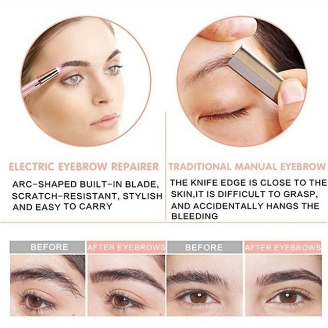 Eyebrow Trimmer Pen 3