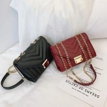 Summer Brand Bag Ladies Leather Handbag Small Chain Messenger Bag Candy Color Ladies Shoulder Bag Ladies Party Bag With Zipper стоимость