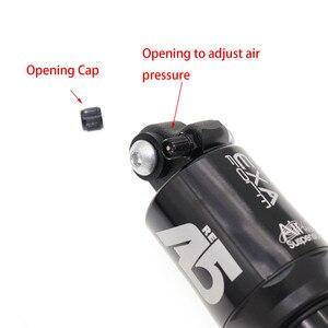 Image 3 - Амортизатор пневматический Exa form A5 RE RR1 складной для горного велосипеда MTB, горный, горный, Kindshock 125 150 мм air room850 1