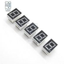 0.5 inch Common Anode LED Digital Display Tube 7 Segment 1Bit Digital Tube Red for Arduino