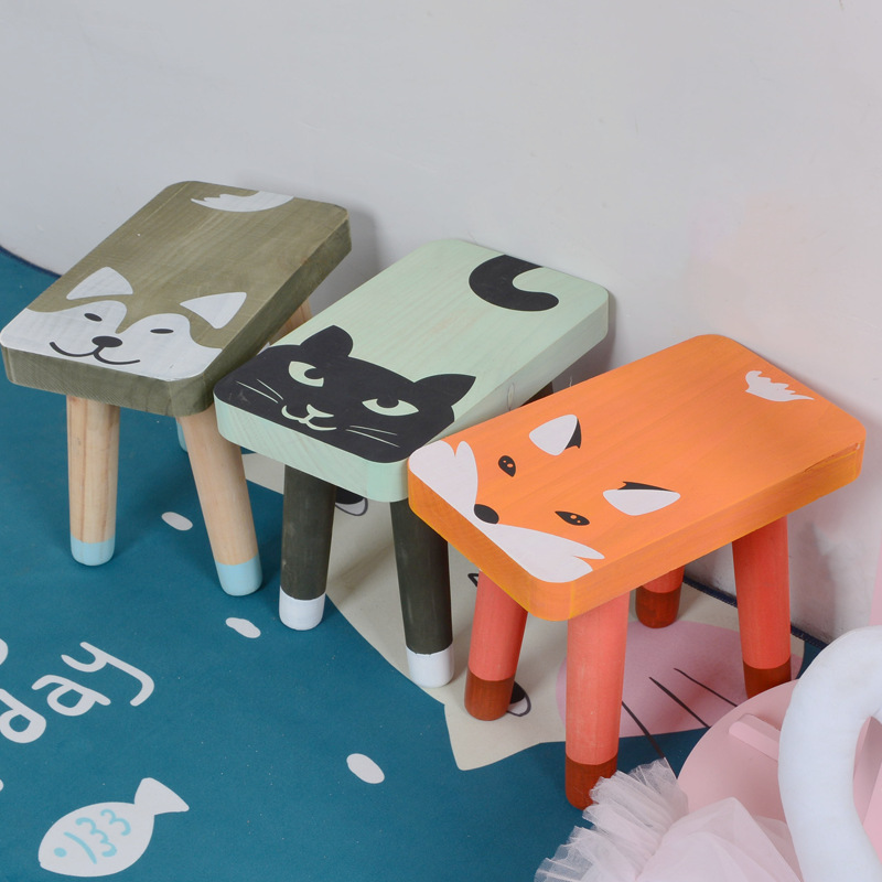 Купить современный деревянный стул для детей ясельного возраста мебель