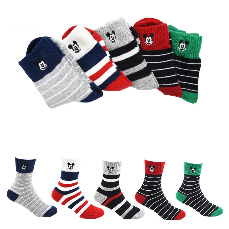 Soft Cotton New Boys Socks Keep Warm Cute Thick Cartoon Kids Brand Socks For Children Baby Boy 6 Styles Suitable For 2-12 Y