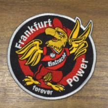 Custom your printed Iron on Patches Sew bagde Hook and Loop Patch for Clothing sticke