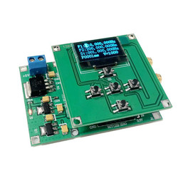 Ad9912gsps częstotliwość 1 HZ-400 MHZ sinusoida odbijająca wyjście DAC DDS źródło sygnału moduł generatora STC główna płyta sterowania T0843