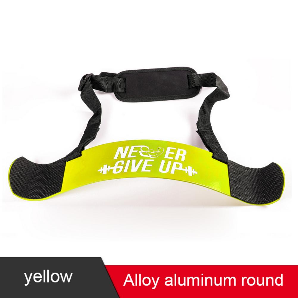 1 Pc Premium Arm Blaster Adjustable Bodybuilding Biceps Bomber Curl Support Straps Training Accessory