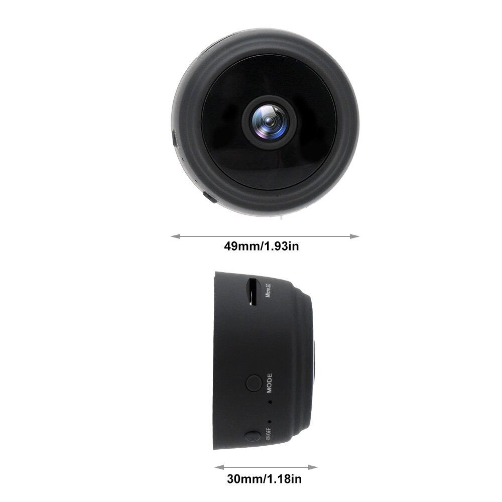 1080P A9 Mini Camera Wifi Wireless Action Smart Home Security Camera P2P Micro Camcorder Video Recorder Remote Casa Inteligent 5