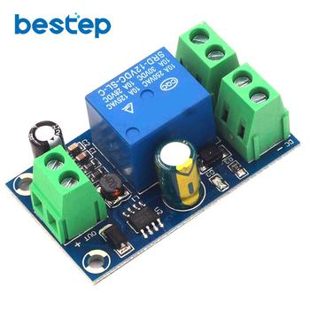 Power Supply 12V to 48V Board Relay Module Power-OFF Protection Module Automatic Switching Module UPS Emergency Cut-off Battery