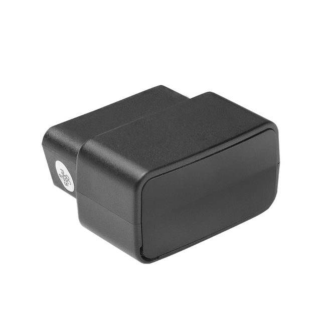 Mini OBD Voice Monitor GPS Tracker Car GSM Vehicle Tracking Device gps locator Software APP IOS Andriod No OBD2 scan detection 5
