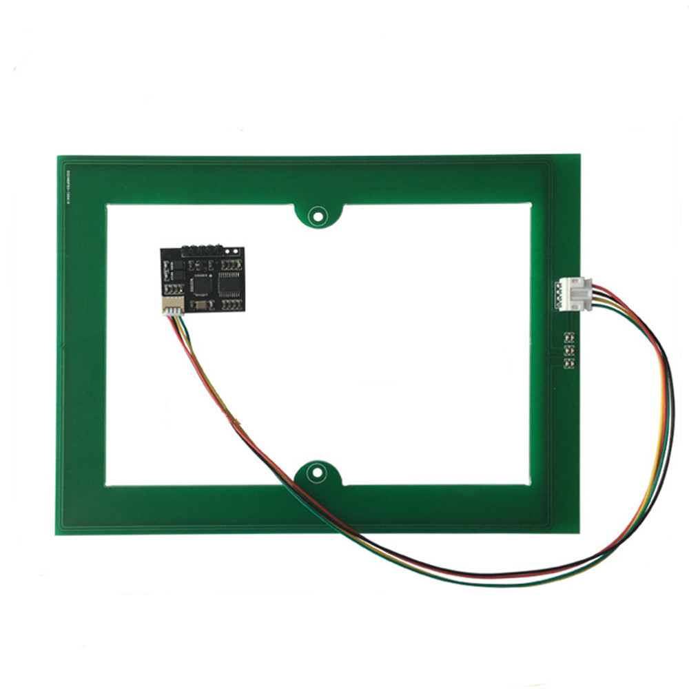 Taidacent Intelligent Door Street Parking Long Range Distance Hf Iso15693 Embedded Pcb Antenna 13.56mhz Rfid Reader Oem Module