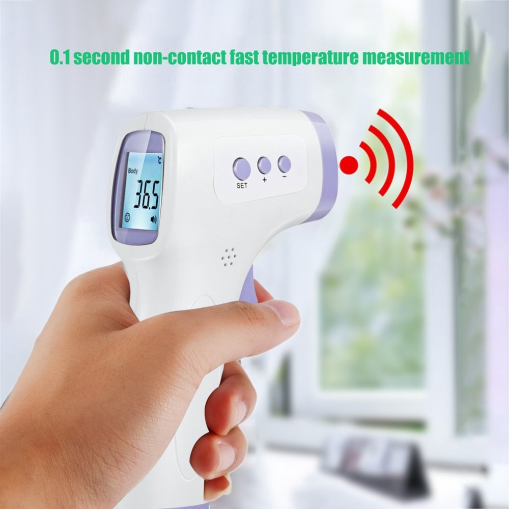 Forehead IR Digital Thermometer - Beyond Baby Talk