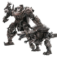 Transforming toy LS11 LS 11 ancient giant SCorn robot metal alloy film dinosaur dinosaur character doll