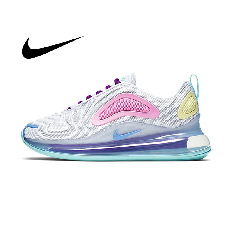 Original Authentic Nike Air Max 720 Women's Running Shoe Breathable Sports Sneakers Comfortable Fashion New 2019 AR9293-102