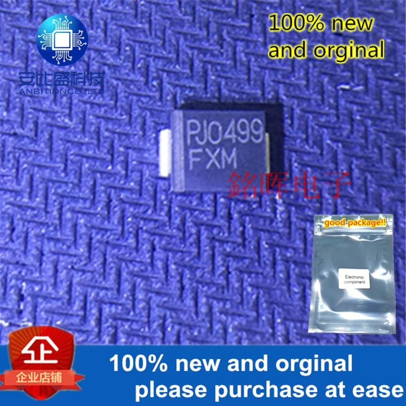 10pcs 100% New And Orginal 1.5SMC36A Silk-screen FXM TVS Transient Suppression Diode SMC D0-214AB In Stock