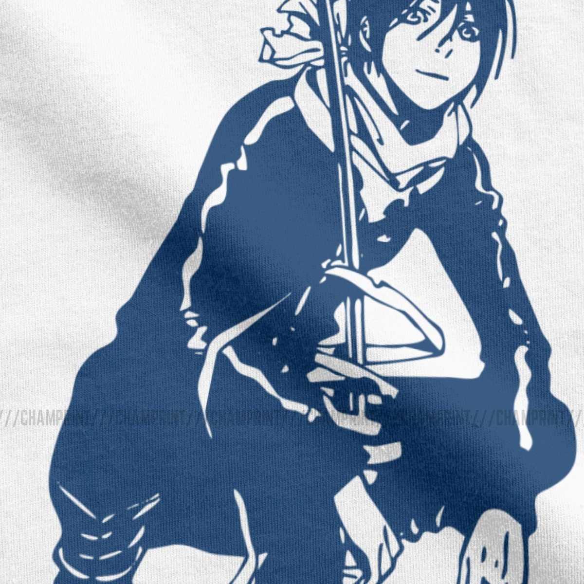 Men Yato Noragami T Shirt Anime Yato Nico Mafumafu Iki Hiyori Yukine God Manga Japan Cotton Short Sleeve Tees Big Size T Shirt Aliexpress