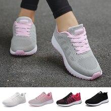 FLARUT/спортивная обувь для женщин; теннисная обувь; коллекция года; модные кроссовки на плоской подошве со шнуровкой и дышащей сеткой; Повседневная обувь; Calzado Deportivo Mujer