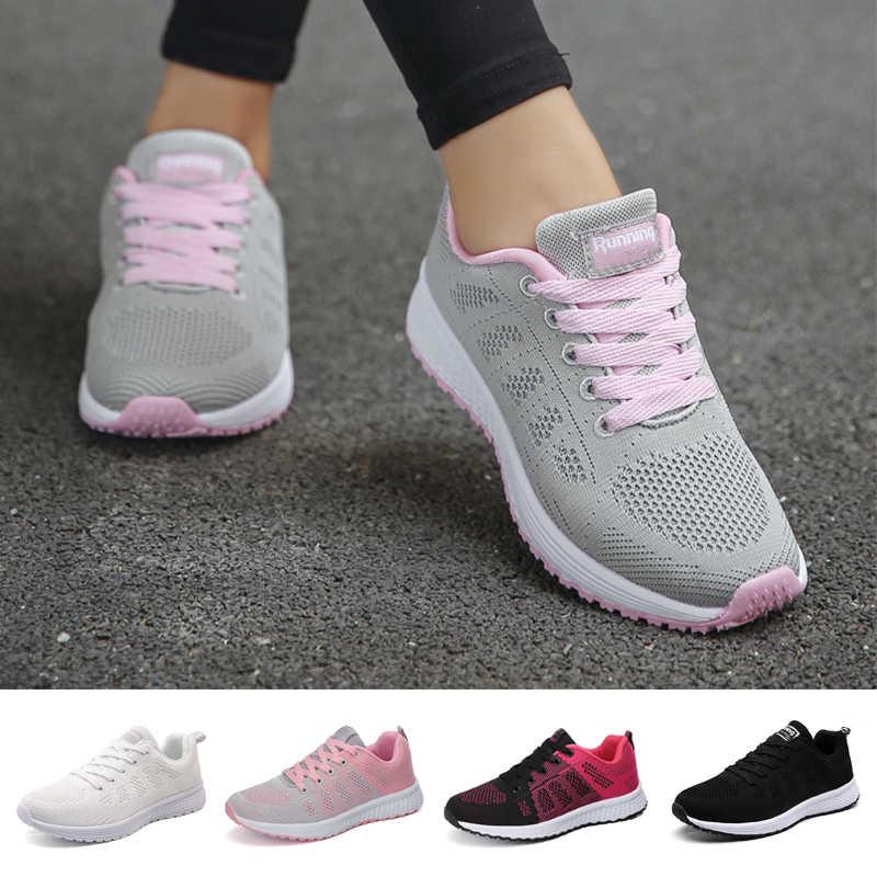 Zapatos Deportivos FLARUT para Mujer zapatos de tenis 2019