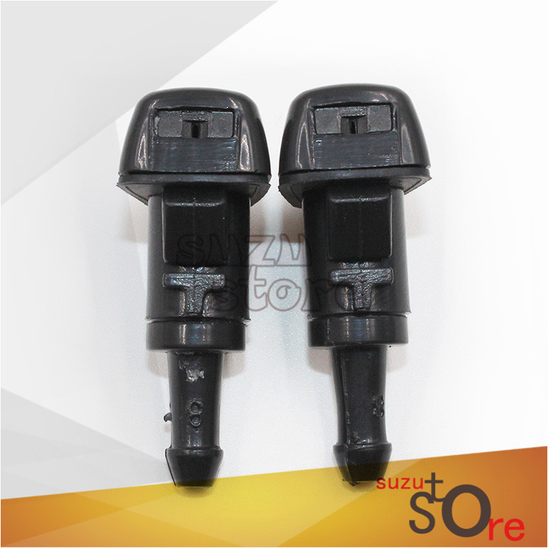 OEM 2X Windshield Washer Nozzle For Hyundai Santa Fe Genesis Kia Borrego Cadenza 98630-3J000