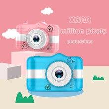 Детский цифровой камеры 3,5-дюймовый экран мини аккумуляторная камера игрушки подарки для ребенка мальчиков и девочек в возрасте 4-12 ребенка Selfie камеры