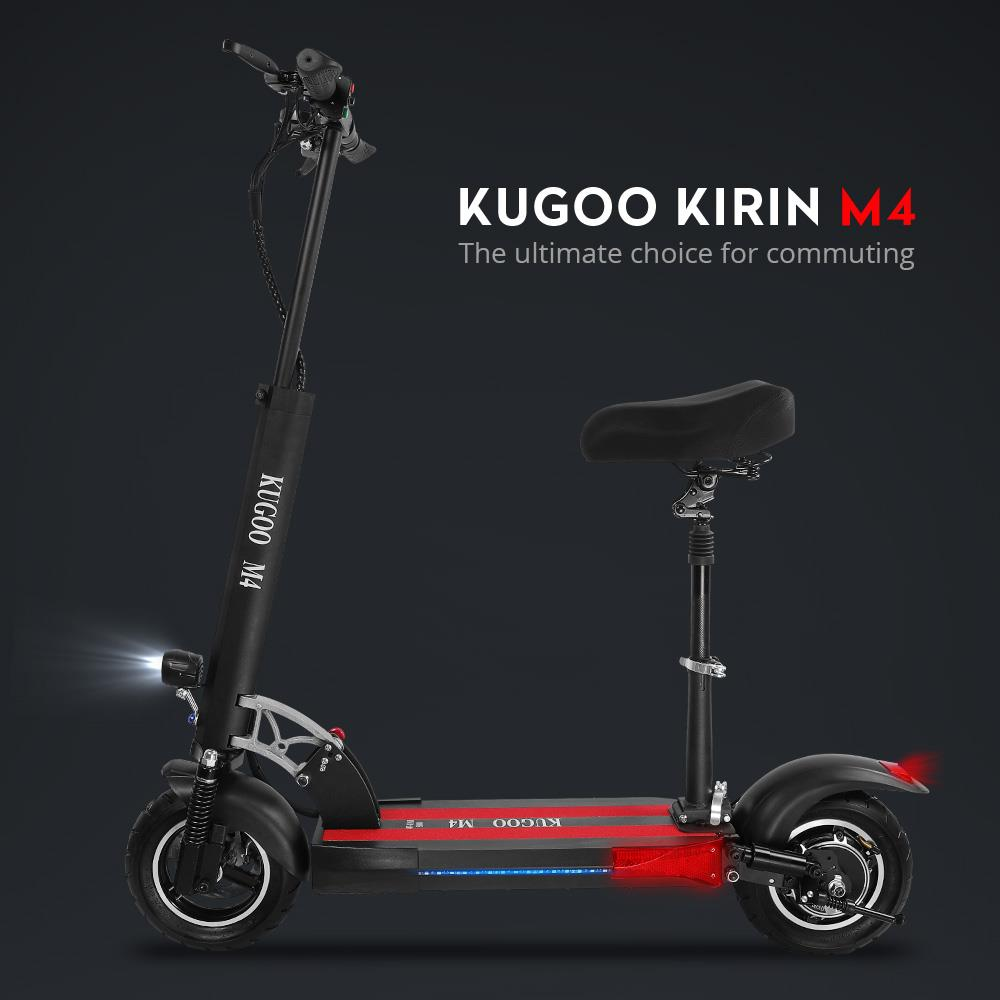 KUGOO M4 Folding Electric Adult Scooter (1)