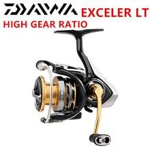 Daiwa carrete de pesca giratorio Exceler LT, 1000D XH 2000D XH 2500 XH 3000 CXH 4000D CXH 5000D CXH 6000D H, novedad de 2018