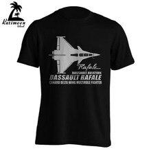 Dassault Rafale Multirole Fighter 45th génération t-shirt France Air Force chemise