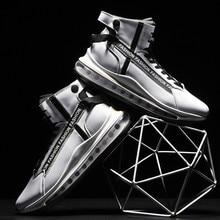 Di marca 2020 scarpe da ginnastica di moda casual da uomo scarpe da uomo cuscino daria di alta top di inverno dei nuovi uomini di sport scarpe calzature di alta qualità