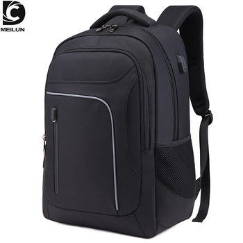 цена на DC.meilun Travel Backpack Men for 17 inch Laptop Bag Teenage School Male Mochilas Large Capacity Schoolbag Backpacks a1027