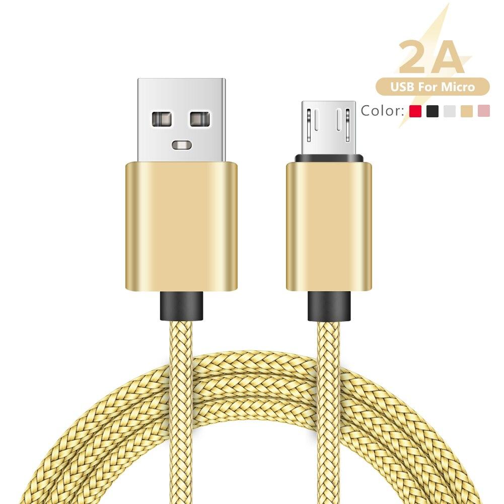 YCDC микро USB кабель 2A для быстрой зарядки передачи и синхронизации данных зарядный кабель для Samsung Huawei Xiaomi LG HTC Android Microusb мобильный телефон каб...