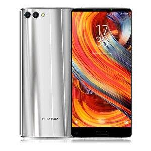 Image 2 - HOMTOM S9 Più 5.99 Pollici 18:9 lunetta meno Display Smartphone 16MP Doppia Fotocamera 4050mAh Anteriore di Impronte Digitali 4GB + 64GB Octa Core Del Telefono