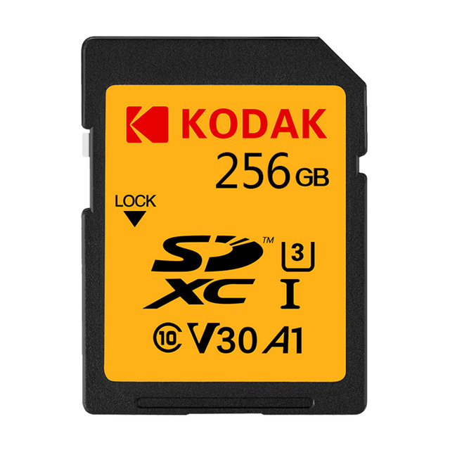 Kodak SDXC 256GB U3 V30