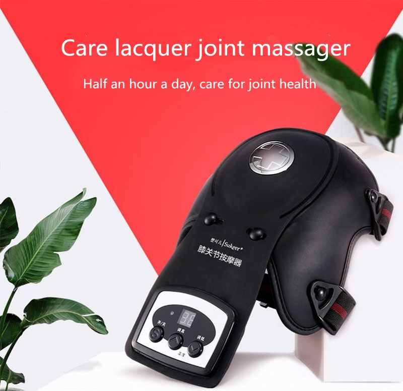 Knee Joint Maintenance Massage Equipment Electric Knee Pads Elderly Legs Cold Care Gifts Health Care Equipment