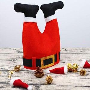 Gorro de Papá Noel para chica, juguete de peluche con música eléctrica que se mueve y canta, juguete de peluche creativo, regalo de cumpleaños de Navidad para chico U3