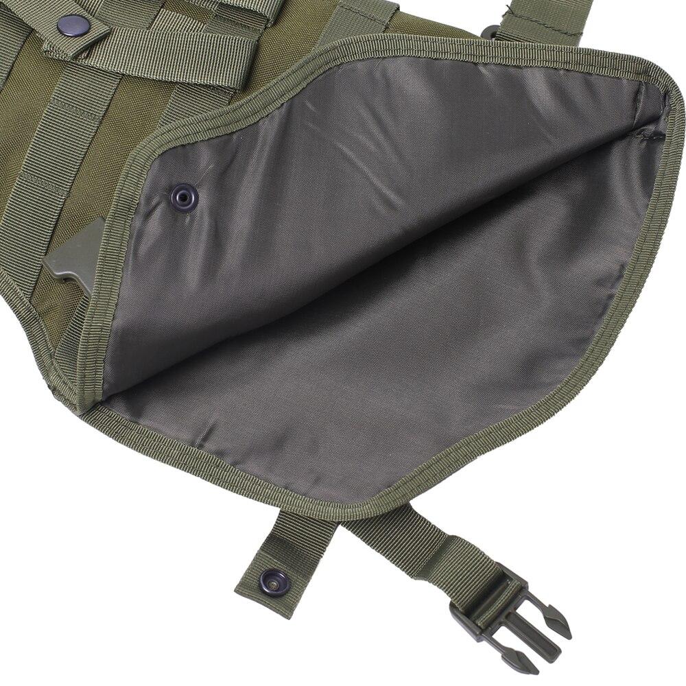 proteção shotgun ombro sling coldre arma sacos