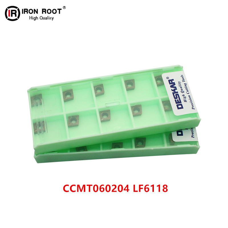 10P CCMT060204 LF6118 / CCMT0903 / CCMT120408 LF6118 CNC 선반 공구 터닝 카바이드 인서트 스테인레스 스틸|터닝 툴|   - AliExpress