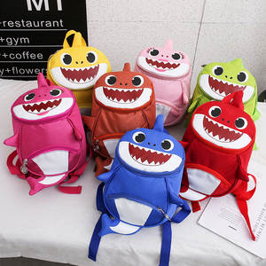 Bags Backpack Baby Children's Fashion Cartoon Cute Summer Trend Versatile Korean-Style