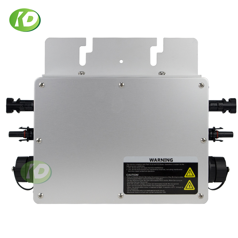 alta qualidade 700w mppt inversor solar onda 04