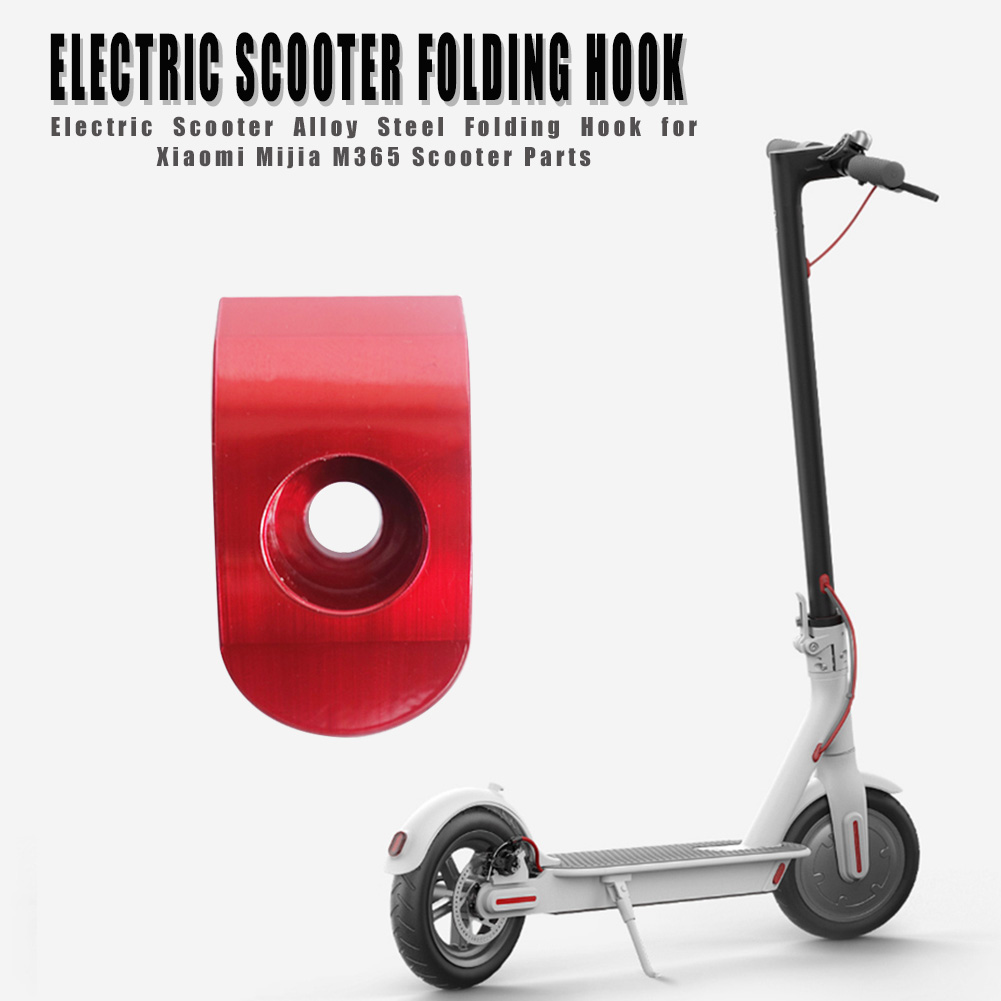 Electric Scooter Folding Hook High Density Alloy M365 Scooter Alloy Steel Steel Part Scooter For Xiaomi Mijia Supplies