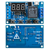DC 6V~30V Timer Switch Module Digital Time Delay Relay Trigger Cycle Timer Delay Switch Circuit Board Timing Control Module