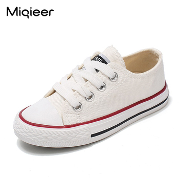 Children Canvas Shoes Spring Autumn Baby Boys Girls Sports Sneakers For Kids Students Lace Up Parent-child Casual Flats Shoes 2020 slip on canvas children shoes sports breathable boys sneakers kids shoes for girls casual child flat canvas shoes d02291