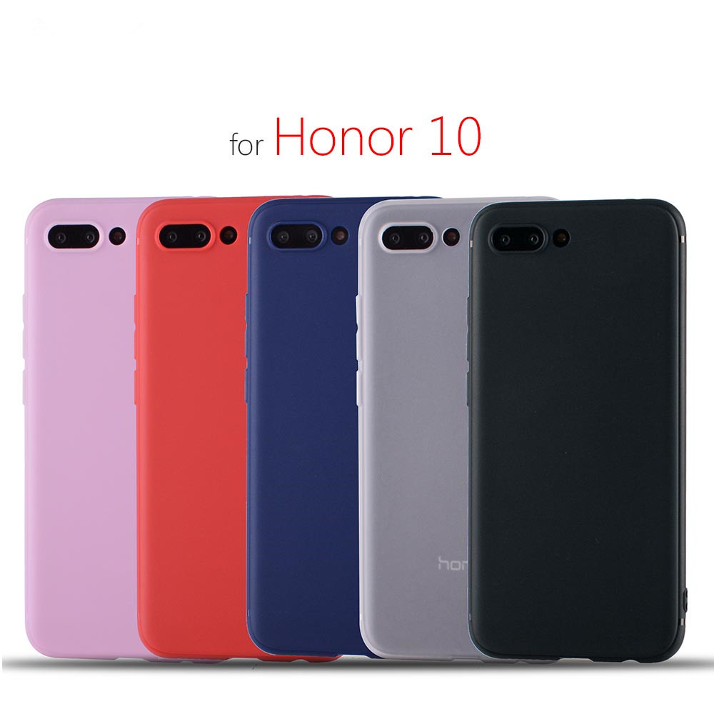 """for huawei Honor 10 case silicone cover 5.84"""" Slim tpu case for h"""