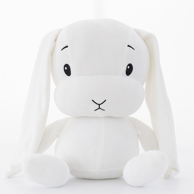 Ins  Plush Toys Cute Lucky Rabbit Soft Baby Comfort Doll Brithday gift for little girl kdis daughter baby toys