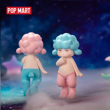 POPMART Satyr Rory Zodiac series Toys figure blind box birthday gift free shipping(China)