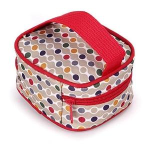 Image 3 - Set 5 kits Mom bag for Baby Bottle Maternal Pocket Bag /Handbag for baby carriage trolley feeding bottle food mattress honeycomb