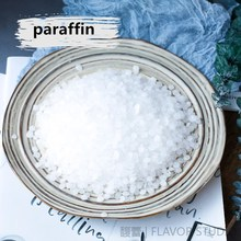 Handmade candle diy paraffin wax solid white paraffin industrial wax raw materials full refined wax granular paraffin wax