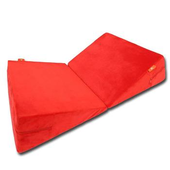 1 Pcs Wedge Pillow Cushion for Couples Position Adult Toy Women Couple Furniture Portable Ramp Support Triangle Positioning