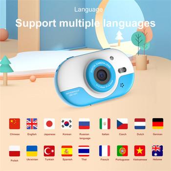 Aparat fotograficzny dla dzieci ładny aparat do ładowania aparat cyfrowy Mini ekran dla dzieci zabawki edukacyjne dla dzieci gry na świeżym powietrzu zabawki aparat tanie i dobre opinie kebidu Naprawiono ostrości Wodoodporna odporny na wstrząsy Other CMOS 1 4 cali 15-45mm Kids camera Toy Zdjęcie JPEG Wideo AVI Audio WAV