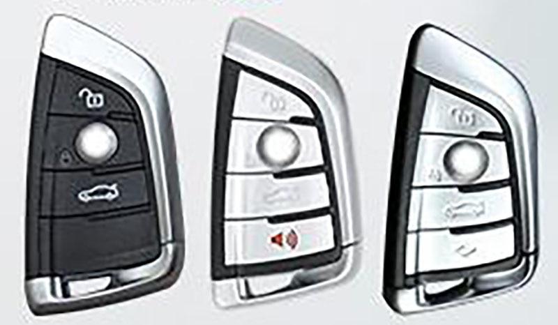 BMW SMART KEYS