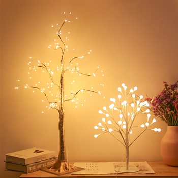 LED lámpara de mesa de dormitorio luces de la noche de la...