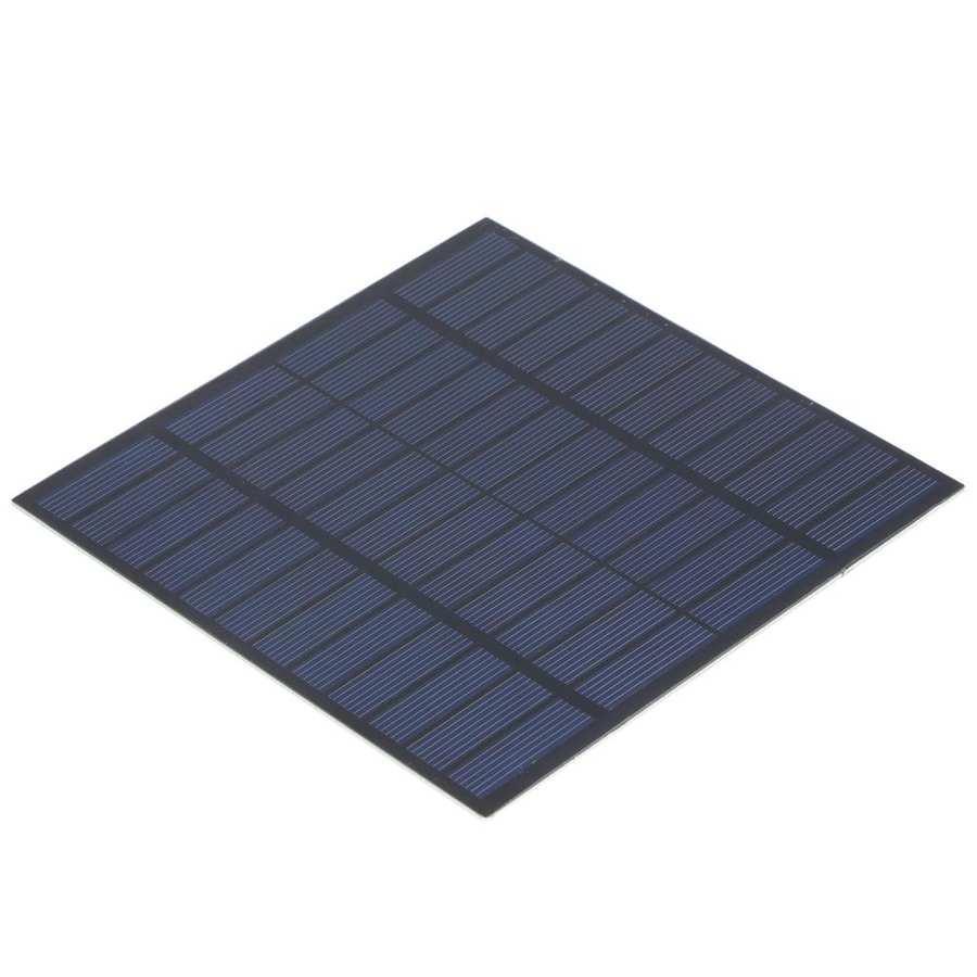 Painel solar de carregamento 3w 12v módulo