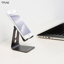 Handy und tablet desktop stehen Stabil ohne schütteln hohe qualität aluminium büro unterhaltung 7/12 zoll